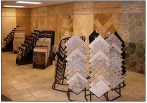 flooring & carpet showroom in orange county